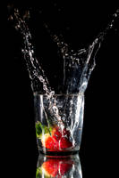 Strawberry Splash 1 by SinanDira