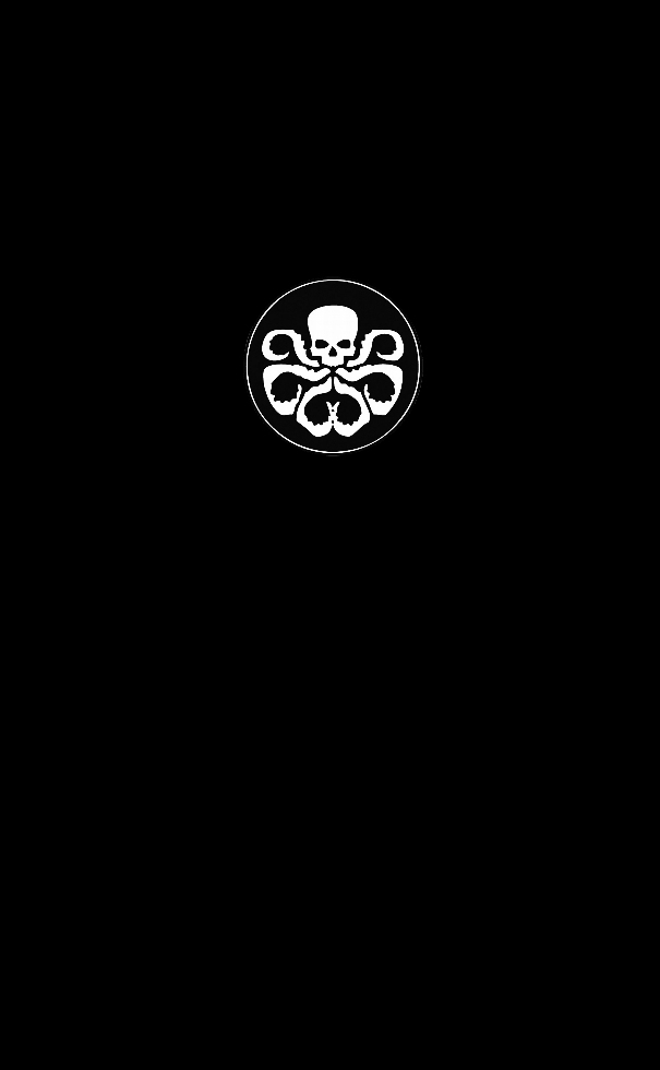 Hydra Phone Wallpaper Black By Masimage On Deviantart