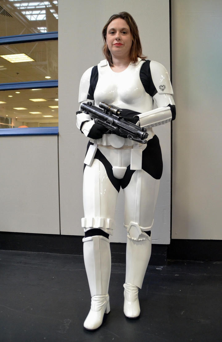 Femtrooper Cosplay by masimage