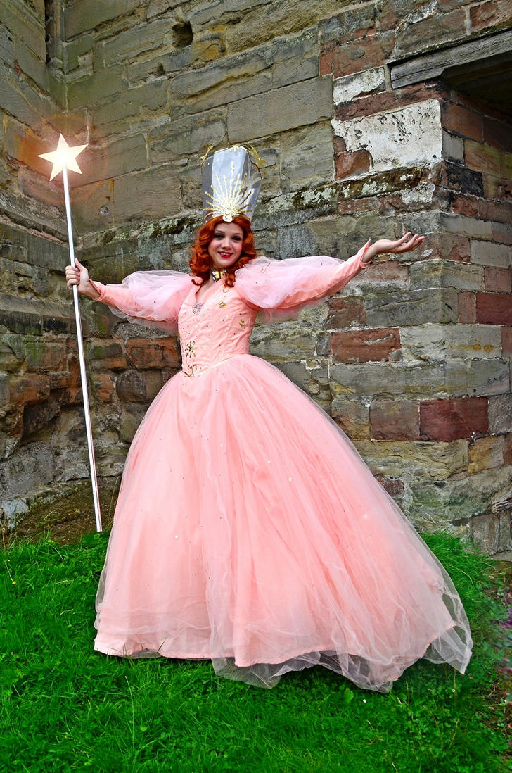 Glinda the Good Witch of the North at Tutbury by masimage on ...