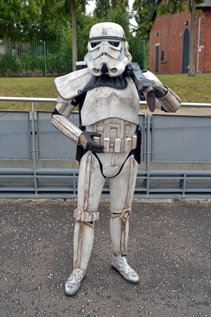 Sandtrooper Cosplay at The NSC (3) by masimage