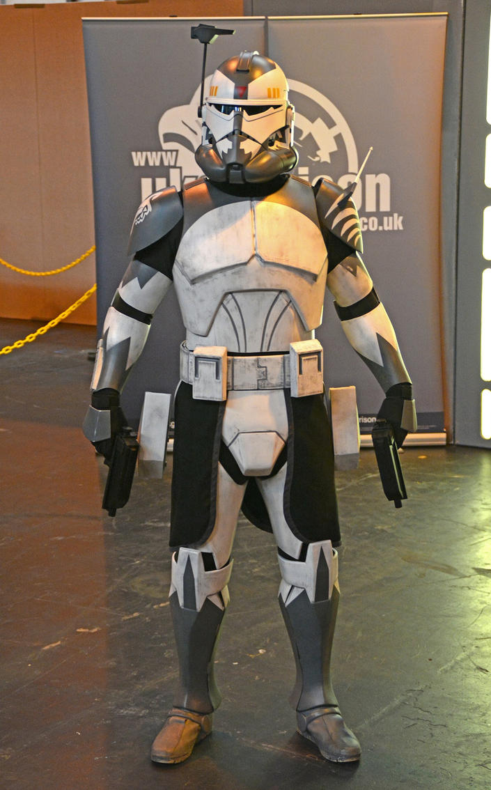Clonetrooper Cosplay by masimage
