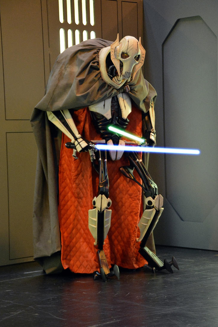 General Grievous Cosplay, Birmingham Comic-Con by masimage
