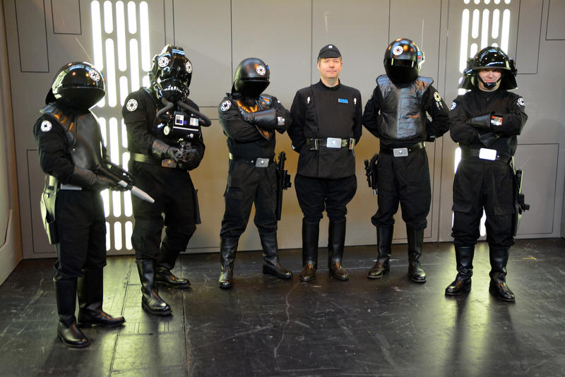 Star Wars Cosplay At Birmingham Comic Con 2013 By Masimage