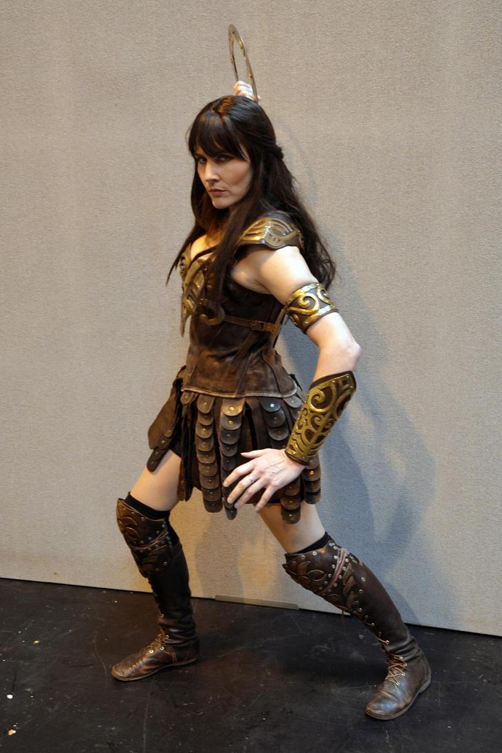 Xena Kai Comic Con