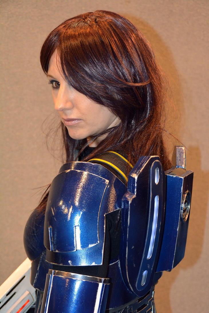 Curvy Ashley Williams by iyamikinoko : cosplaygirls