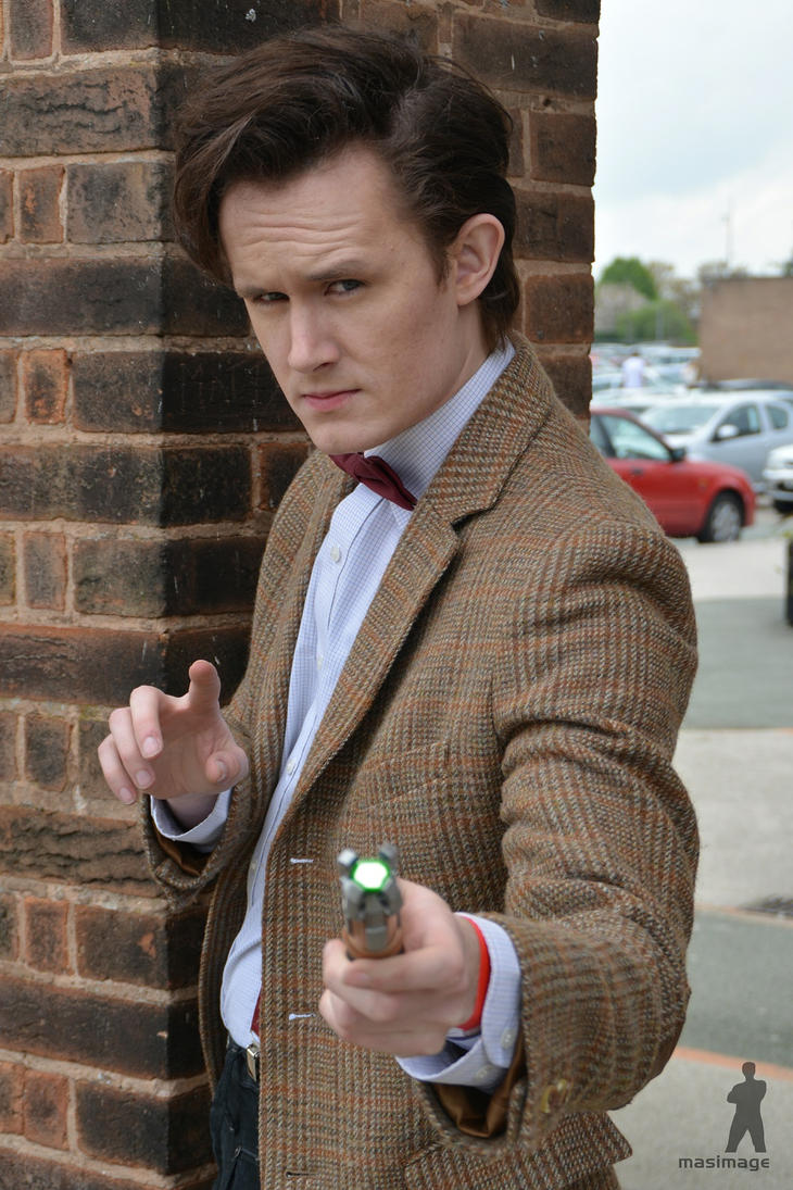 Doctor Who (Matt Smith) Cosplay (3) by masimage on deviantART
