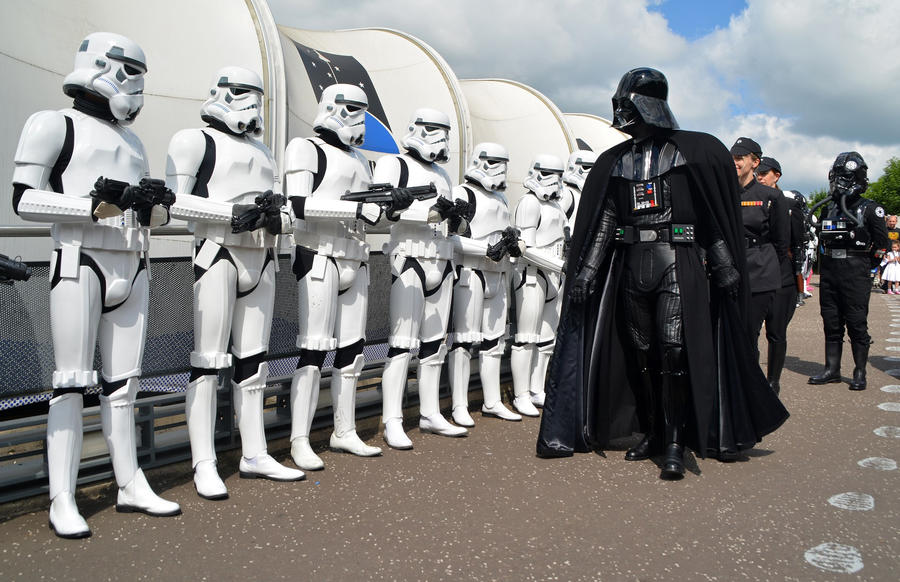 UK Garrison on Parade at the NSC 2014 (13) by masimage