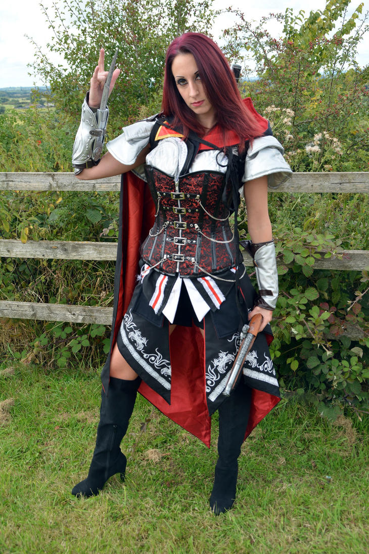 cosplay Female assassin creed