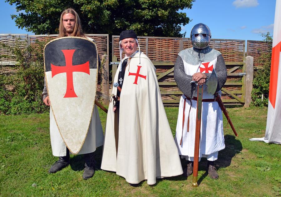 Knights Templar - Les Routiers De Rouen (18) by masimage