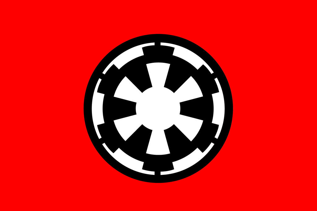 Star Wars Flag Of The Galactic Empire By Masimage On Deviantart