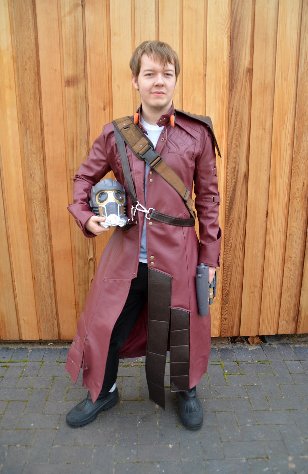 Star lord cosplay 1 by masimage on deviantart
