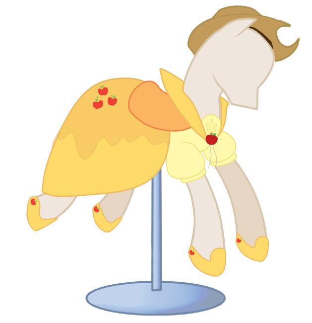 my little pony applejack dress