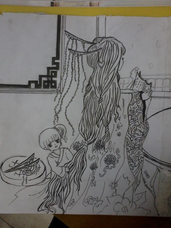 linh tinh by Eritokaze