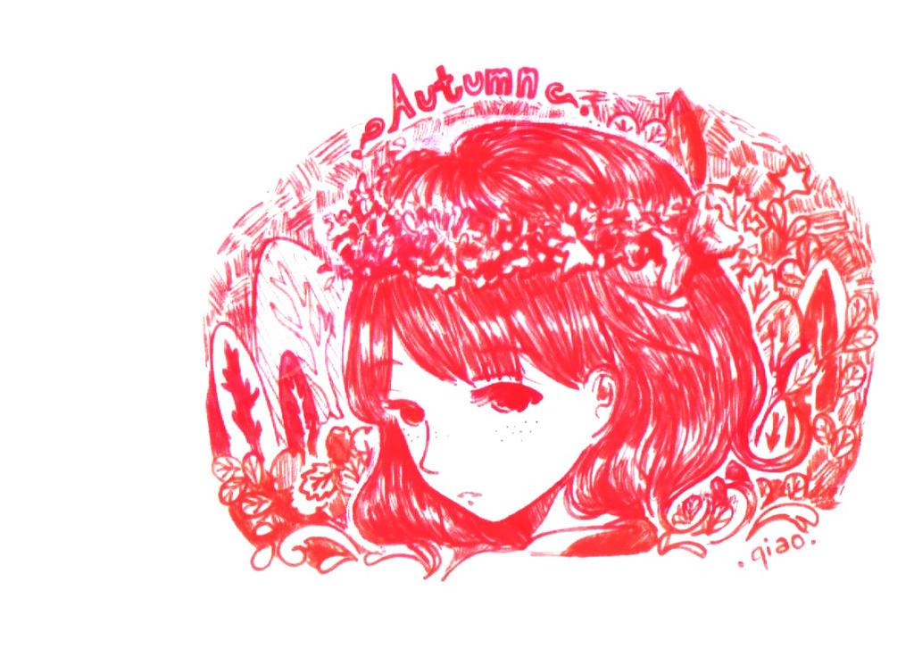 autumn by Eritokaze