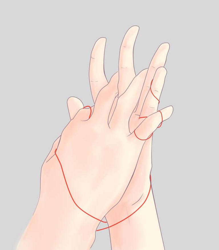 Hand by Eritokaze