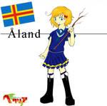 Hetalia Aland