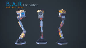 B.A.R- The Barbot