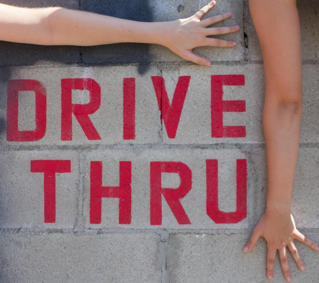 Drive Thru by afungshui