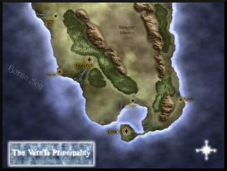 The Varn'ta Principality by Jagash