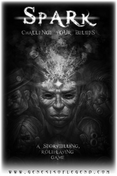 Spark RPG Greyscale Ad by Jagash