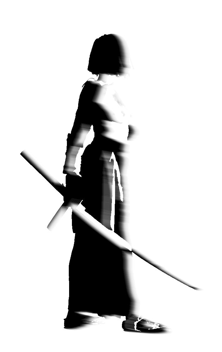 Samurai Impression by Jagash
