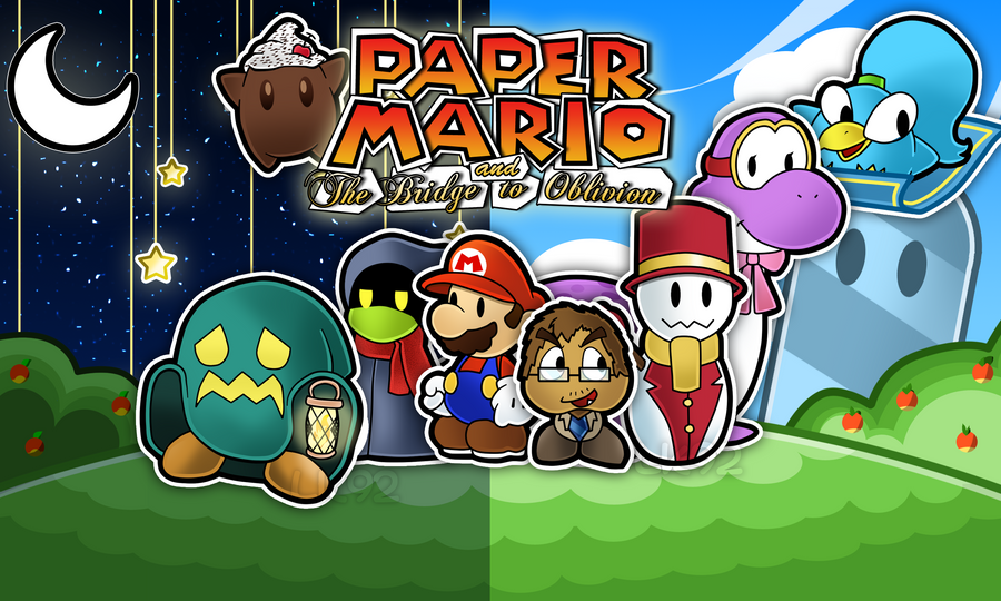 help with super paper mario