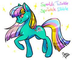 SolarSands SparkleTwinkleSprinkleDinkle by CherryTwistZz