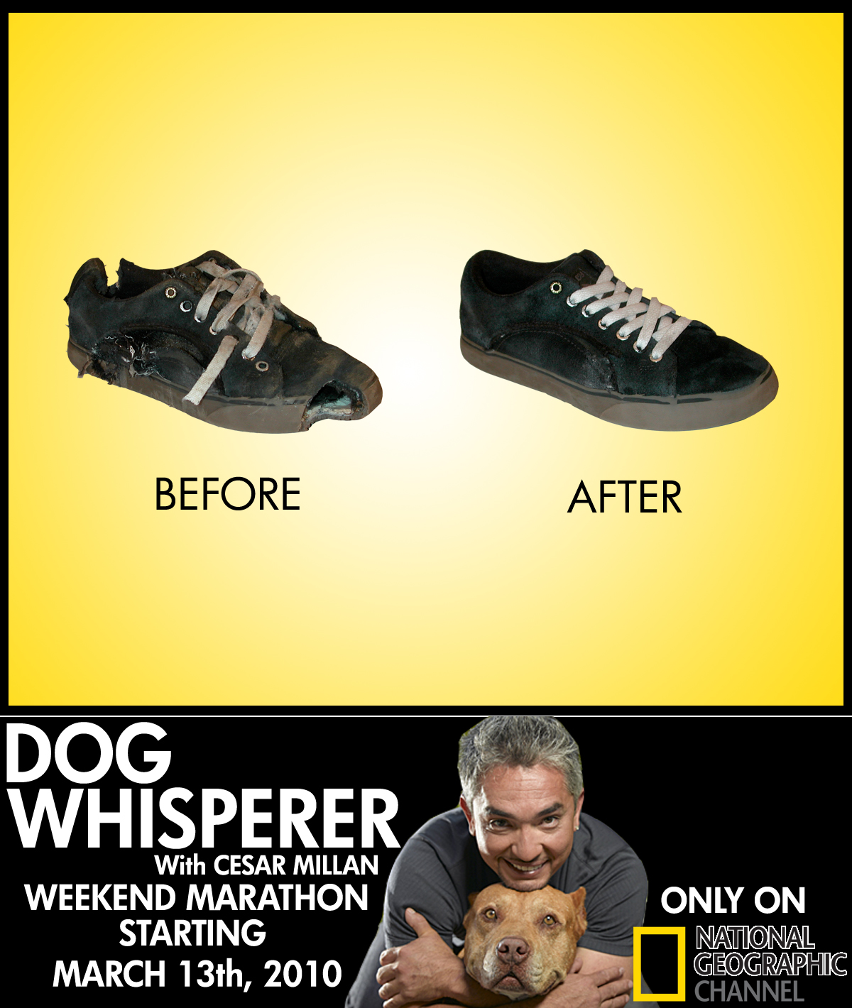 DW 'Before and After' Ad by ZombieHip-Hop