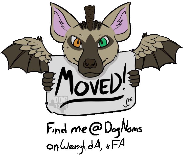 Moved! by KayDeeProd