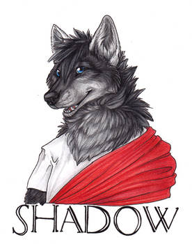 Animalia Romana Badge-Shadow