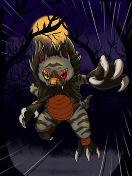 Zasshumon Halloween