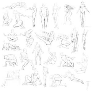 Figure sketches 01