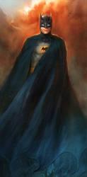 Batman by tgconceptart