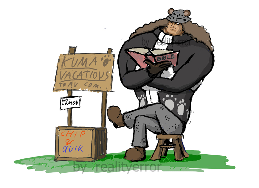 Kuma Hobby Business by realityerror