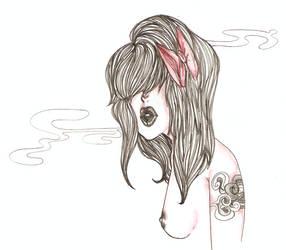 Opheliaaa by SakuraxChan