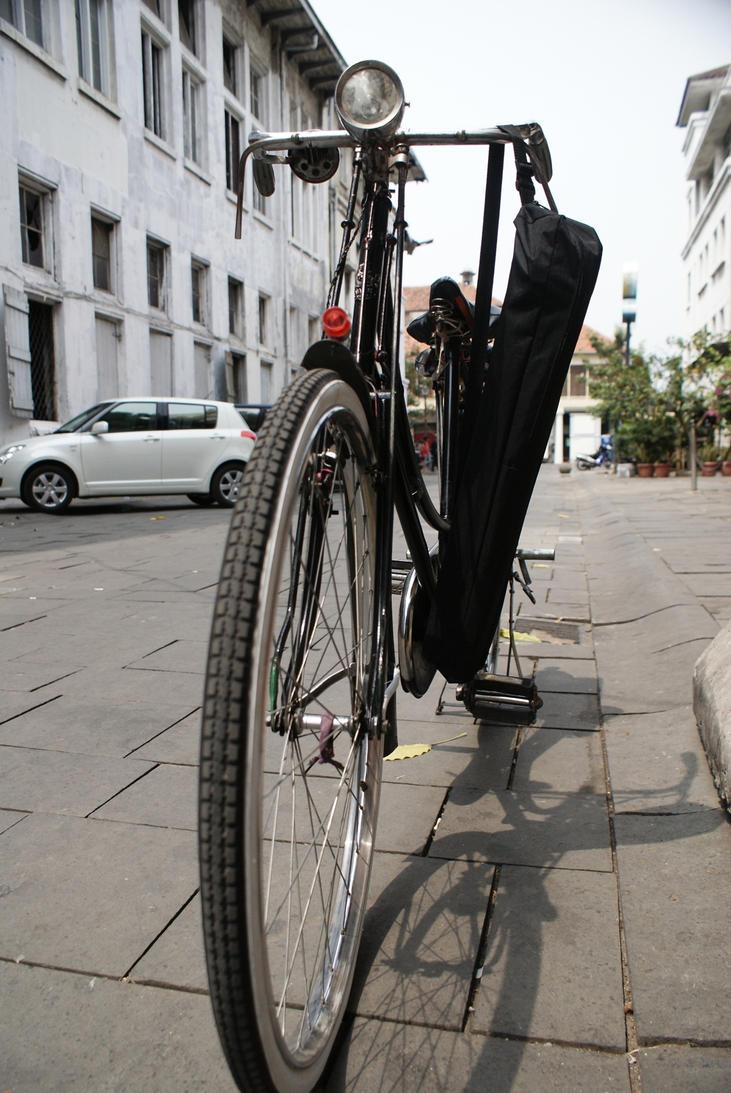 Sepeda Ontel by kevinskjr on DeviantArt