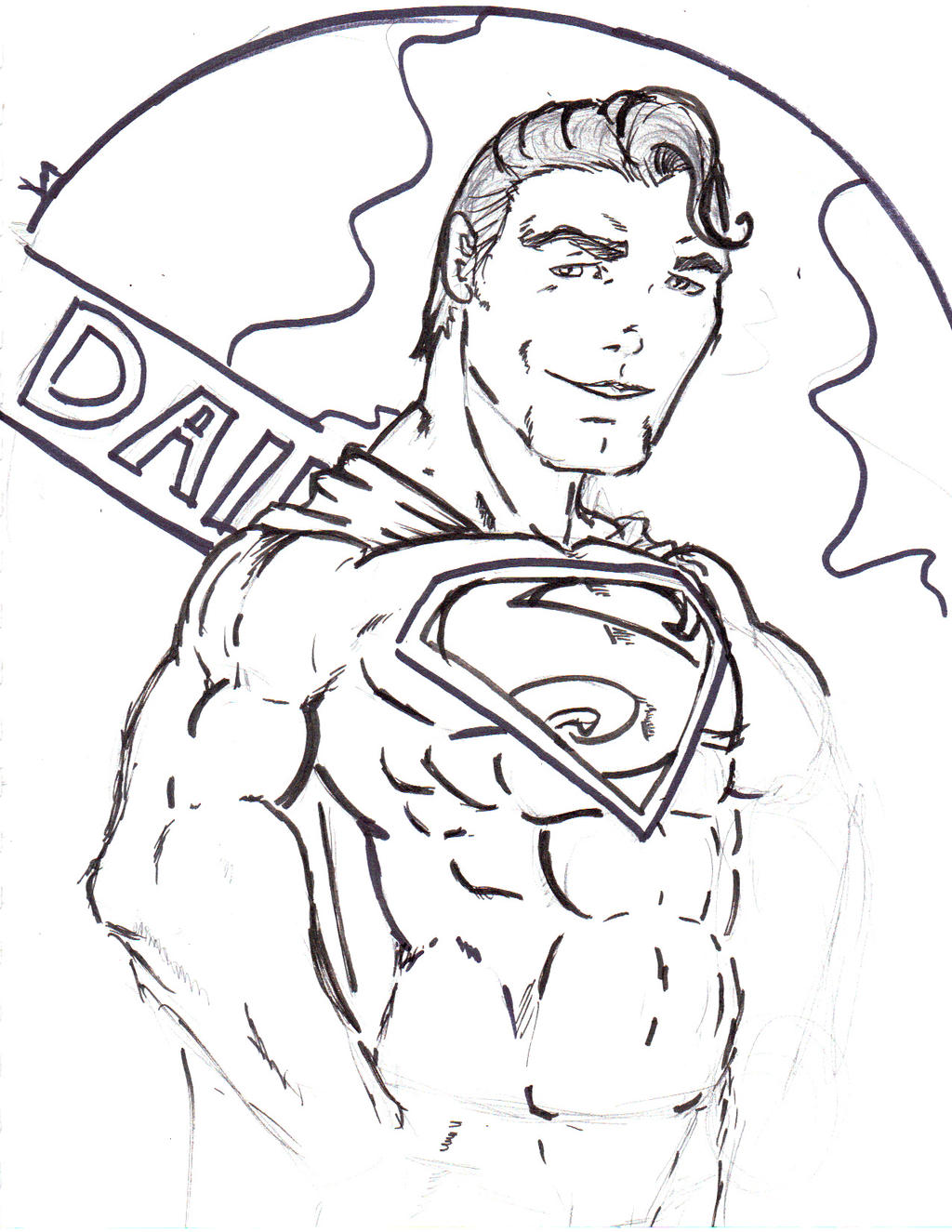 Superman by jesusjr