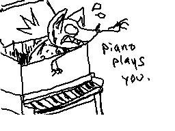 Nan Quest - Piano Plays You by MacandBloo101