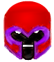 Magneto Icon by Odogoo