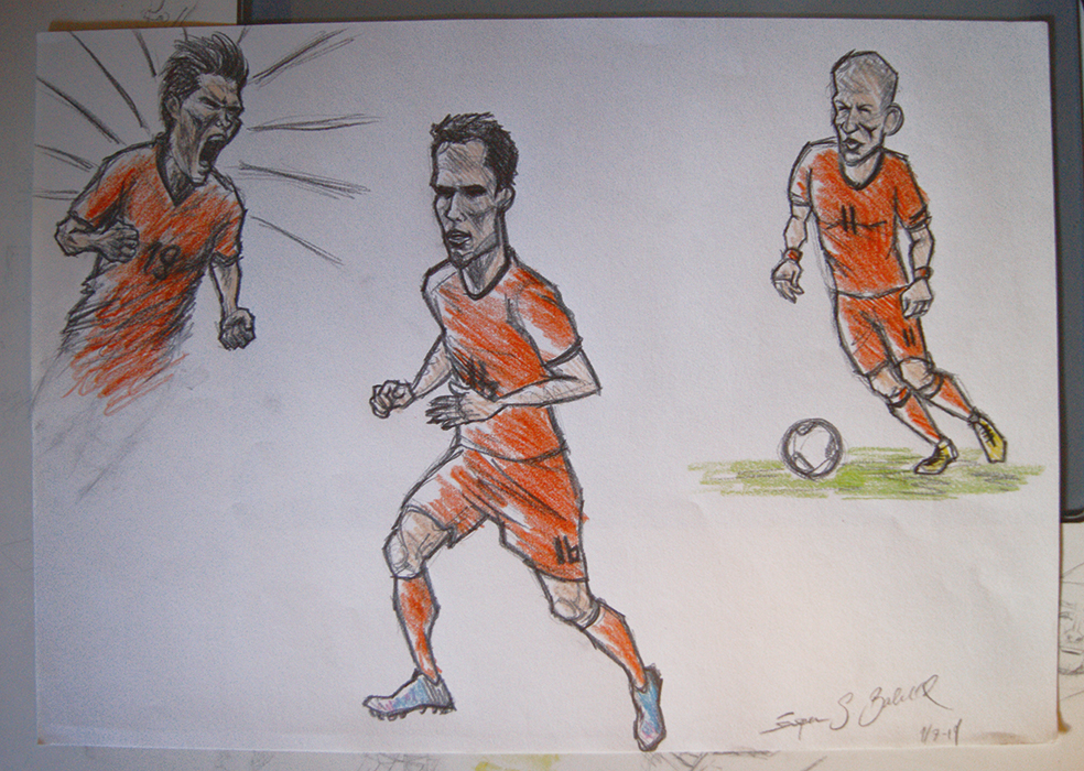 Hup Holland by EspnB