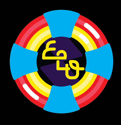Electric Light Orchestra logo redesigned by EspnB