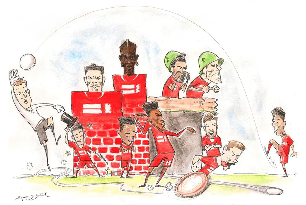 Liverpool FC By EspnB On DeviantArt