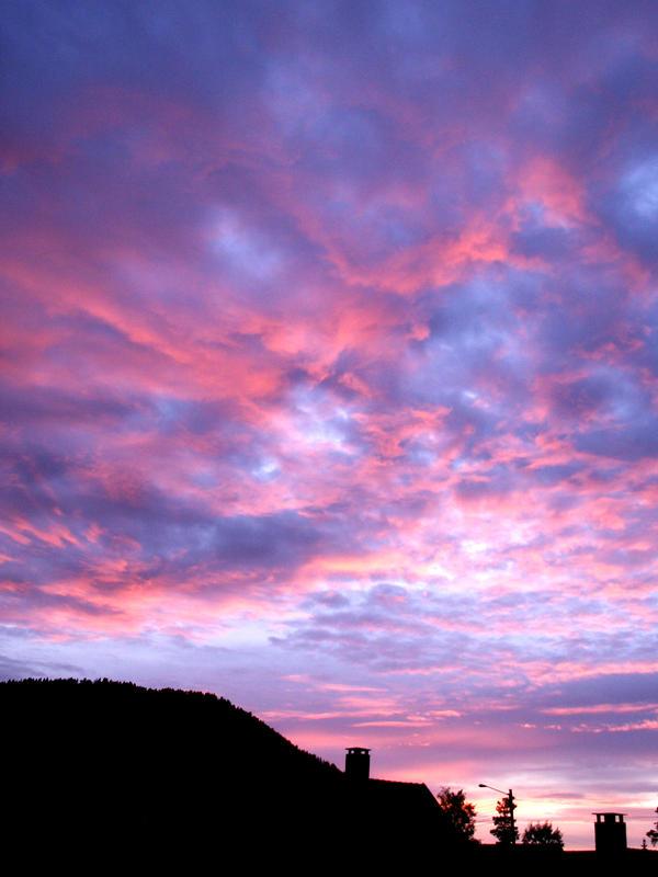 Pink clouds 1 by EspnB