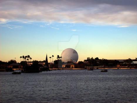 Spaceship Earth From Afar