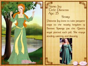 Princess Joy - for ArtJam