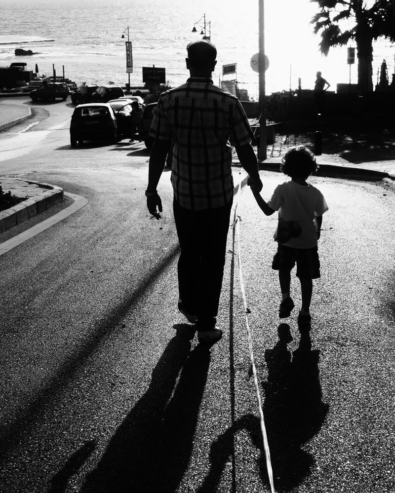 WALK WITH ME DADDY by CarmelRoseRegencia