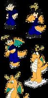 Dragonite Tf