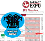 Calgary Expo 2016 Floorplan