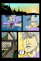 Thunder #4, Page 1